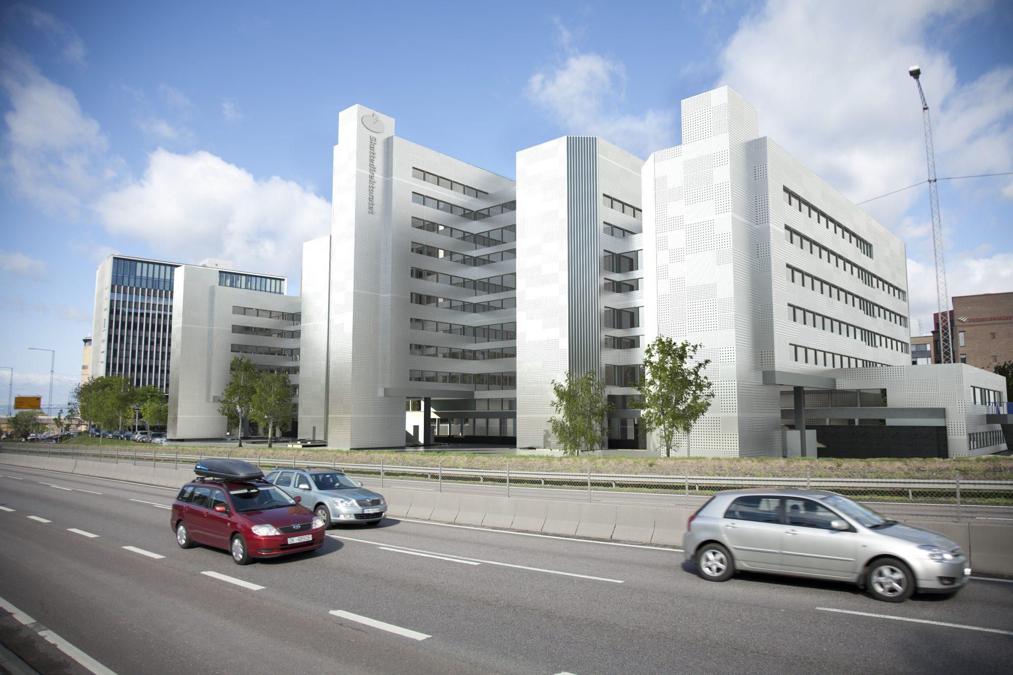 Fredrik Selmers vei 4 (LPO Arkitekter)