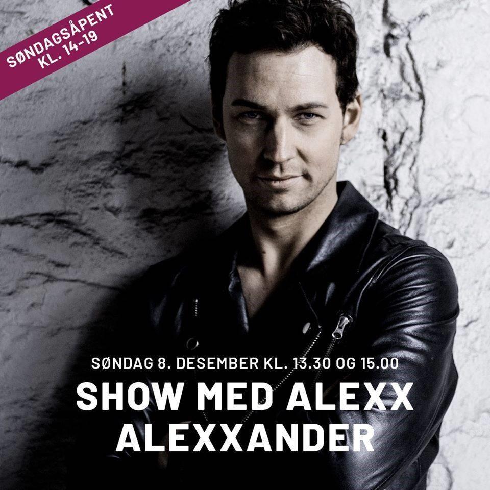 Alexx Alexxander på Bryn Senter