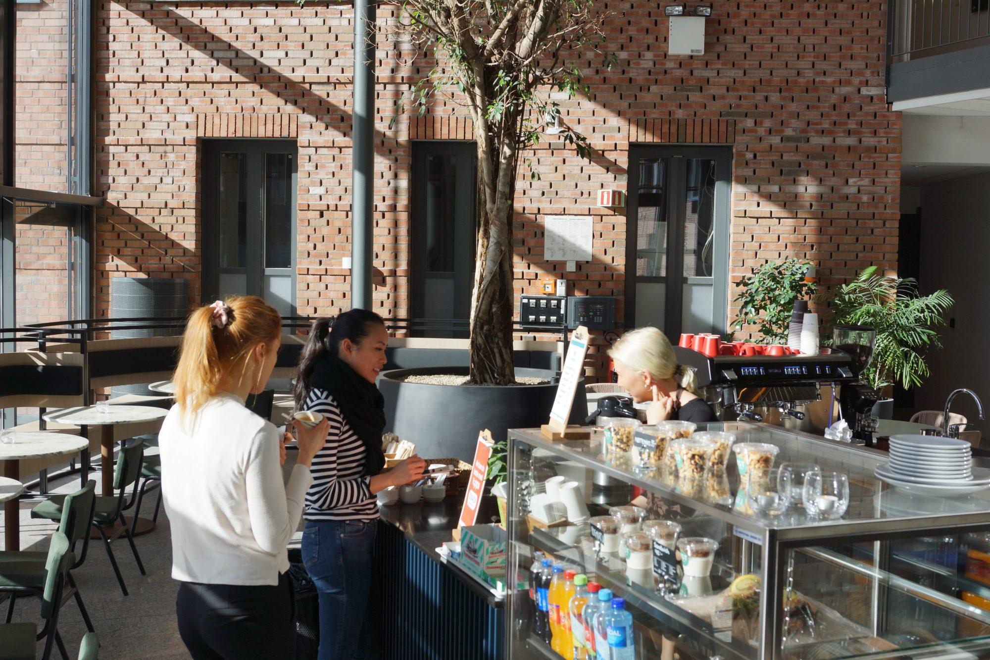 Brynsalleen 4 Kaffebar (2). Foto Bryn-Helsfyr-samarbeidet