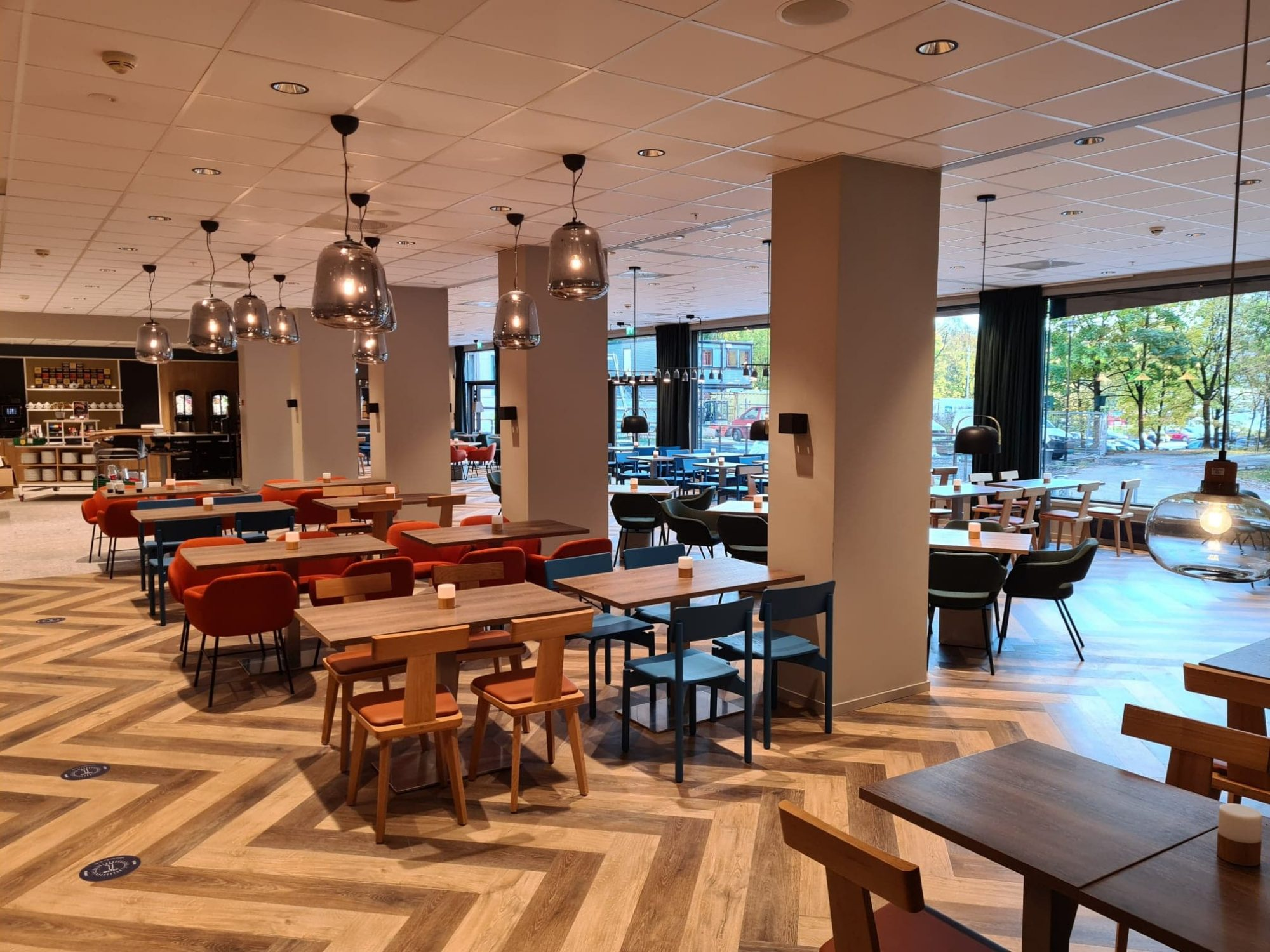 Scandic Helsfyr Ny Restaurant